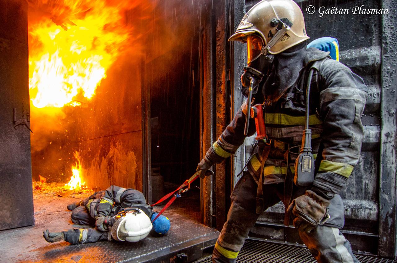 sangle pompier rhinoevac